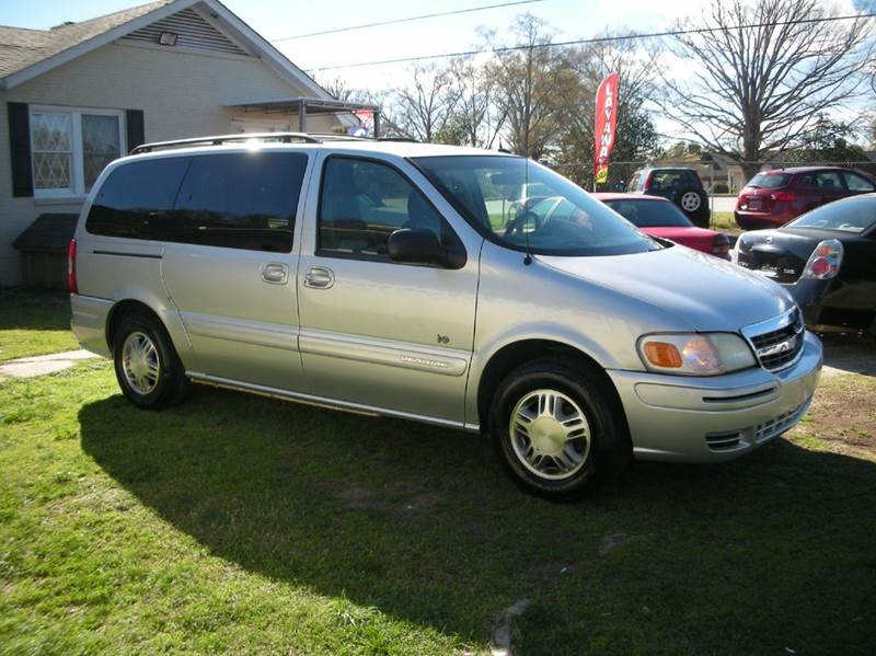 2002 Chevrolet Venture Warner Bros. 4dr Extended Mini-Van - Greenville SC