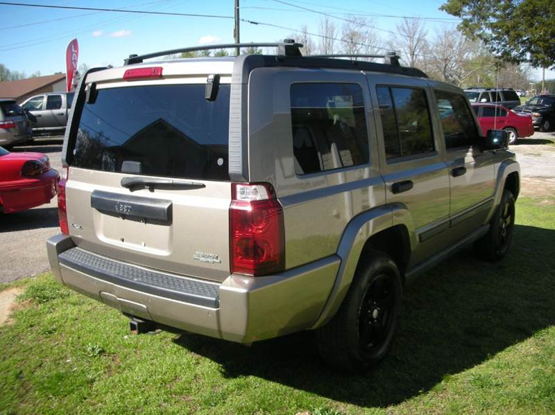 2006 Jeep Commander Base 4dr SUV 4WD - Greenville SC