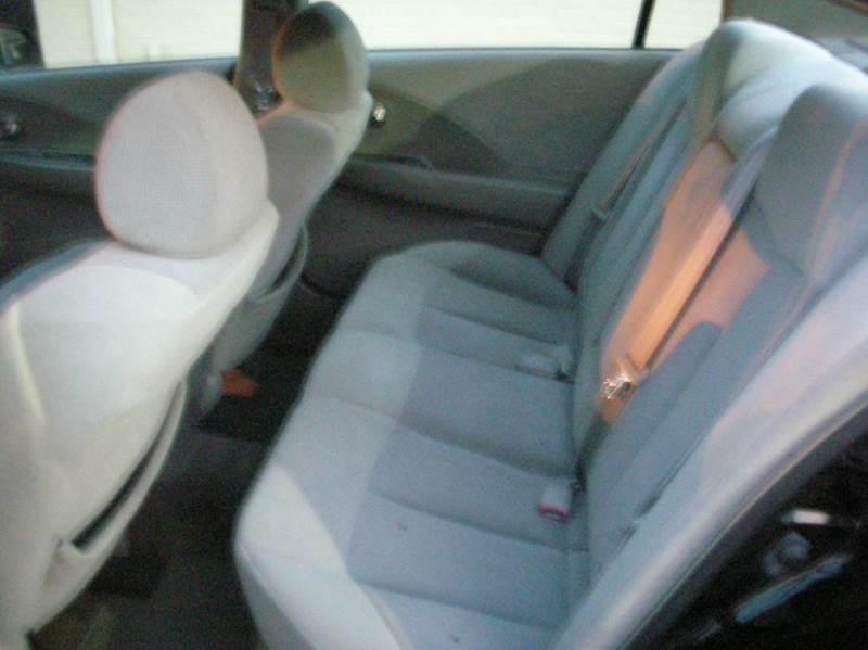2003 Nissan Altima 2.5 S 4dr Sedan - Greenville SC
