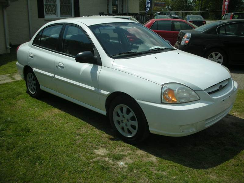 2005 Kia Rio Base 4dr Sedan - Greenville SC