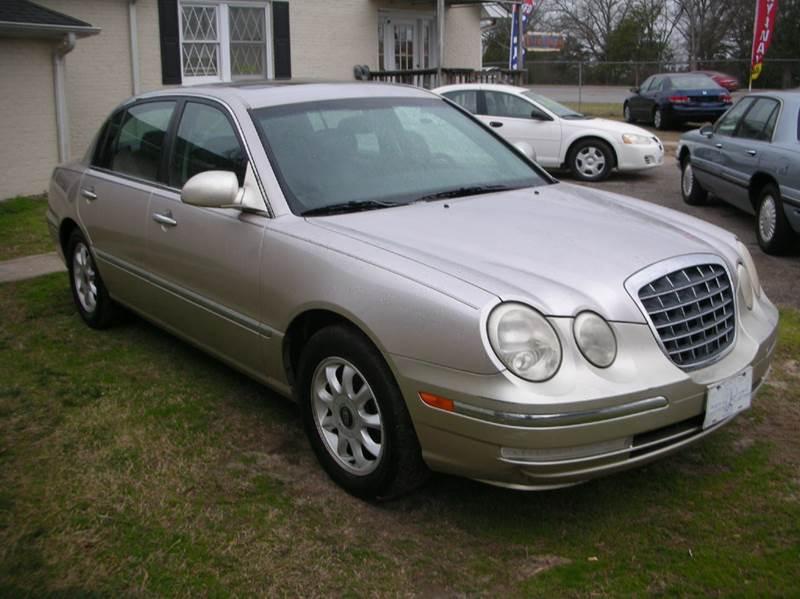 2004 Kia Amanti 4dr Sedan - Greenville SC
