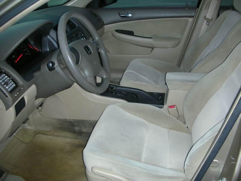 2004 Honda Accord LX 4dr Sedan - Greenville SC