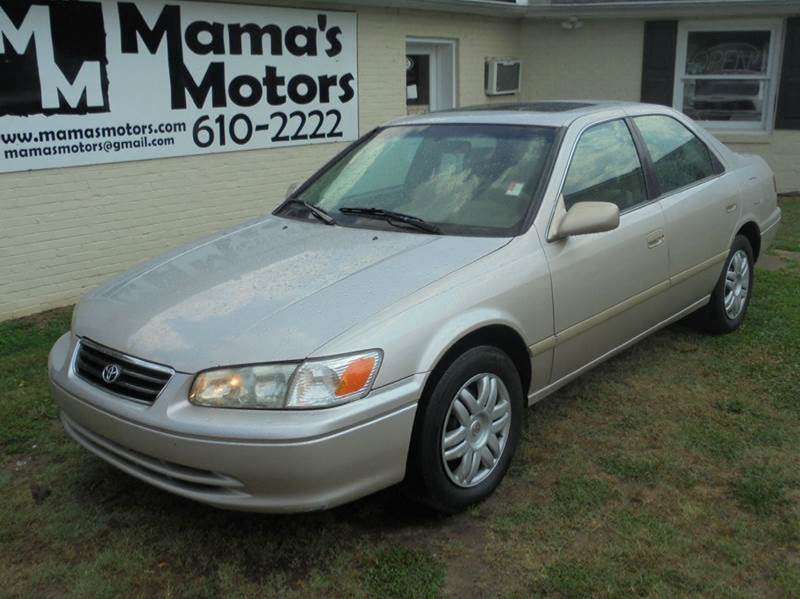 2000 Toyota Camry LE 4dr Sedan - Greenville SC