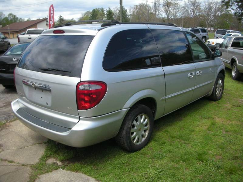 2001 Chrysler Town and Country EX 4dr Extended Mini Van - Greenville SC