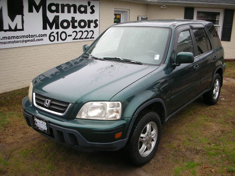 2001 Honda CR-V SE AWD 4dr SUV - Greenville SC