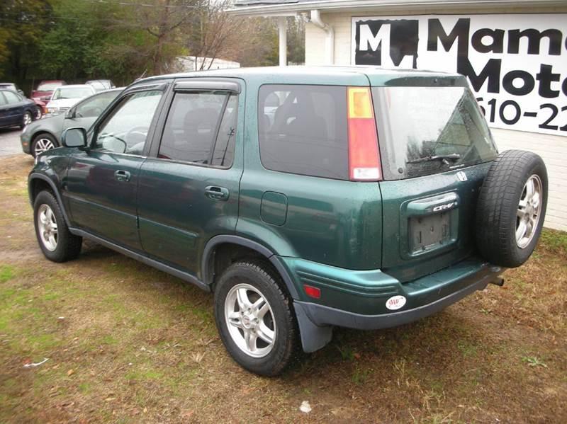 2001 Honda CR-V SE AWD 4dr SUV - Greenville SC