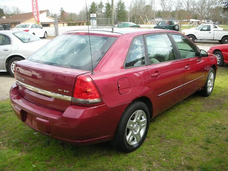 2006 Chevrolet Malibu Maxx LT 4dr Hatchback - Greenville SC