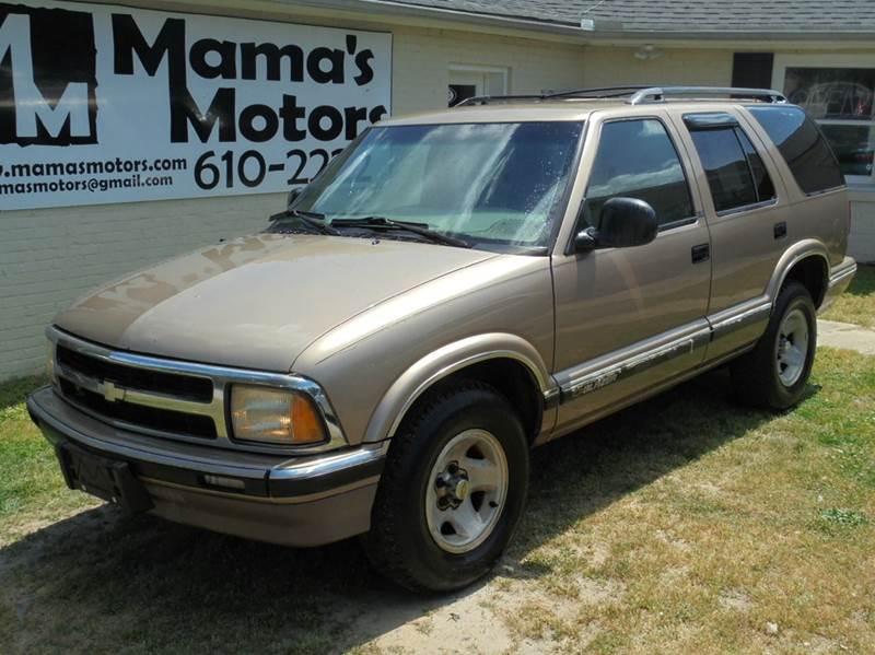 Mamas Motors Used Cars Greenville Sc Dealer