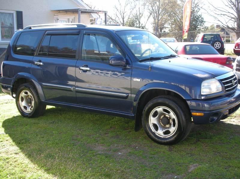 2002 Suzuki XL7 4WD 4dr SUV - Greenville SC