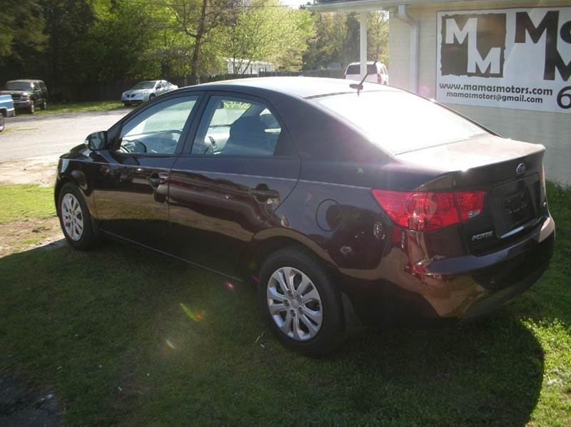 2010 Kia Forte EX 4dr Sedan 4A - Greenville SC