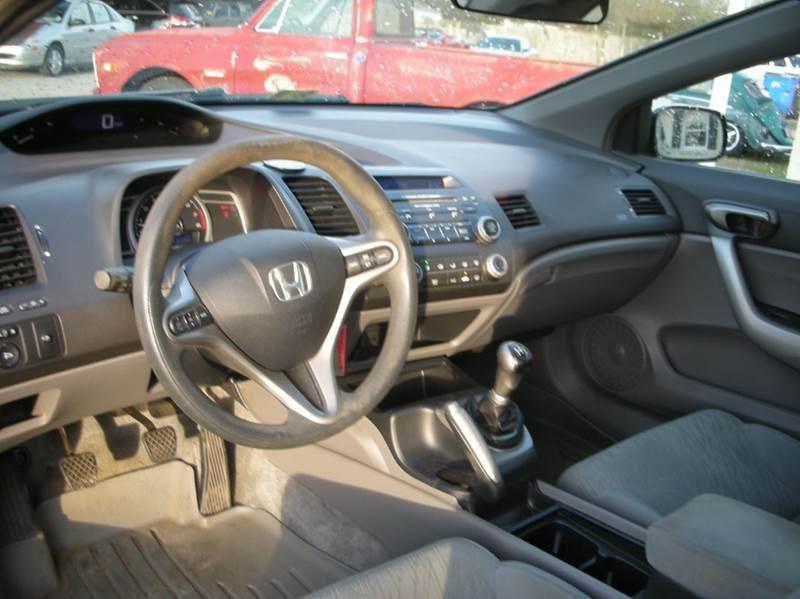2007 Honda Civic EX 2dr Coupe (1.8L I4 5M) - Greenville SC