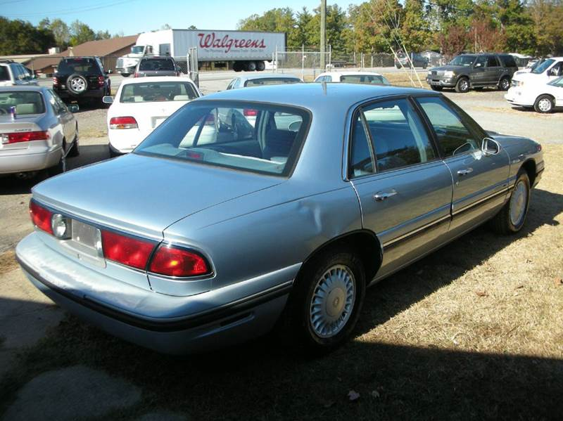 1997 Buick LeSabre Custom 4dr Sedan - Greenville SC