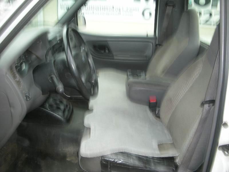 2002 Ford Ranger XL 2dr Standard Cab 2WD SB - Greenville SC
