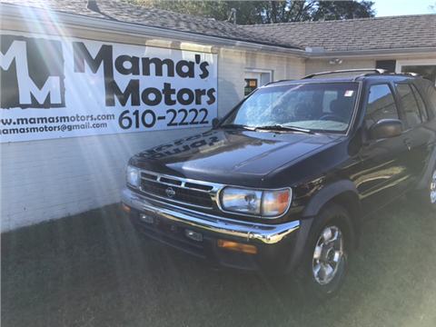 1998 Nissan Pathfinder for sale in Greenville, SC