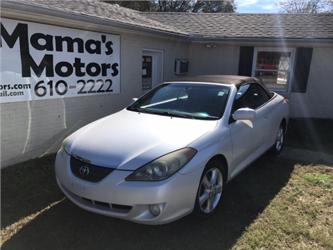 Mama S Used Cars Greenville Sc