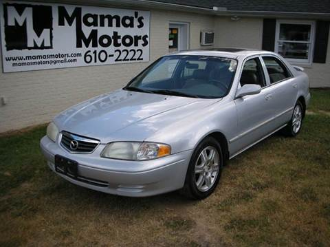 2002 Mazda 626 for sale in Greenville, SC