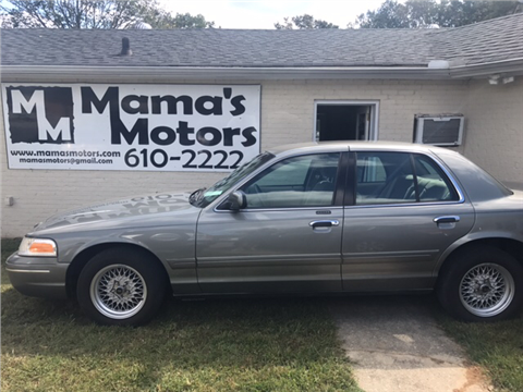 2000 Ford Crown Victoria for sale in Greenville, SC