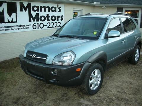 2005 Hyundai Tucson for sale in Greenville, SC