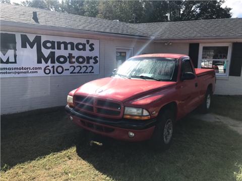 1997 Dodge Dakota for sale in Greenville, SC