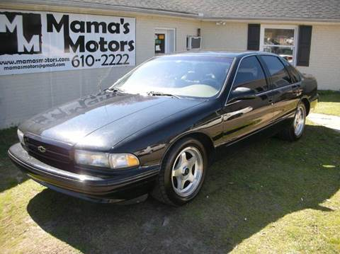 1996 Chevrolet Impala for sale in Greenville, SC