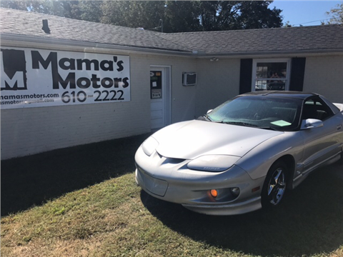 2000 Pontiac Firebird for sale in Greenville, SC