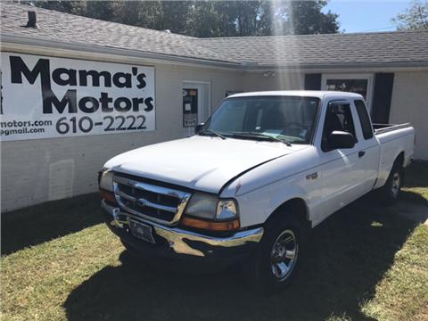 2000 Ford Ranger for sale in Greenville, SC