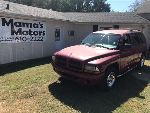 1999 Dodge Durango for sale in Greenville, SC
