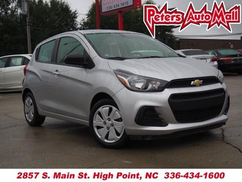 2016 Chevrolet Spark for sale in High Point, NC