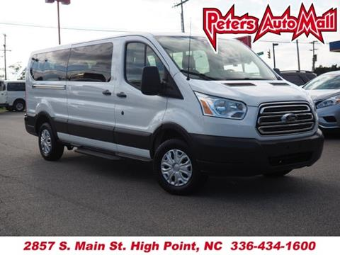 2016 Ford Transit Wagon for sale in High Point, NC