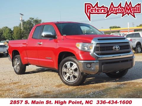 2015 Toyota Tundra for sale in High Point, NC
