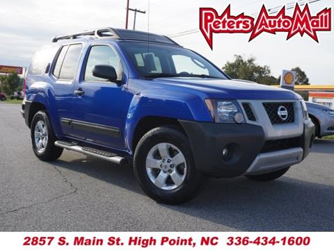 2012 Nissan Xterra for sale in High Point, NC