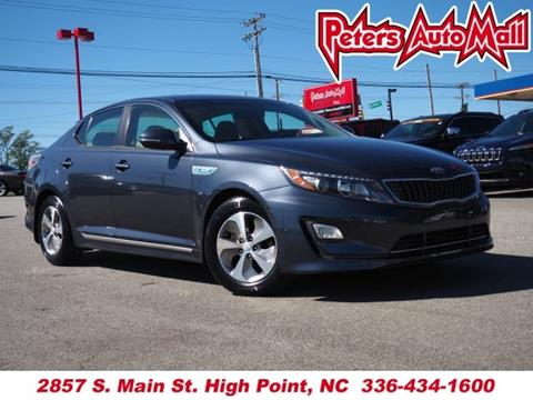 2014 Kia Optima Hybrid for sale in High Point, NC