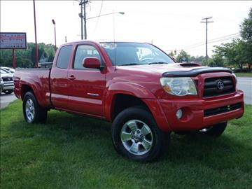 2006 toyota tacoma for sale north carolina. Black Bedroom Furniture Sets. Home Design Ideas