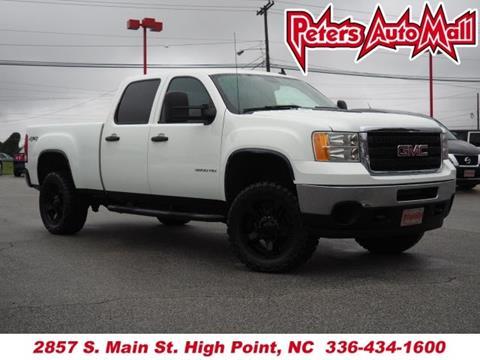 2012 GMC Sierra 3500HD for sale in High Point, NC