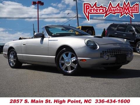 2005 Ford Thunderbird for sale in High Point, NC