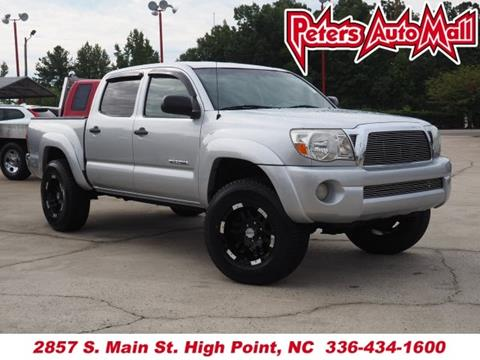 2006 toyota tacoma for sale in north carolina. Black Bedroom Furniture Sets. Home Design Ideas