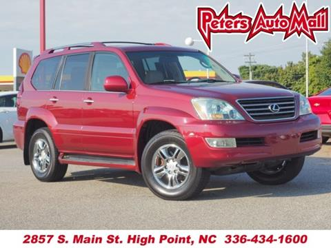 2009 Lexus GX 470 For Sale In High Point, NC