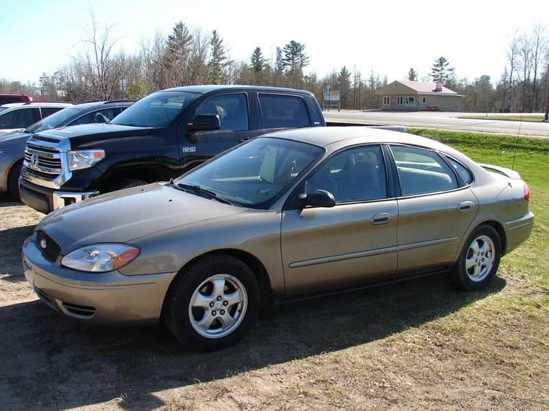 2007 Ford Taurus SE Fleet 4dr Sedan - Kelliher MN
