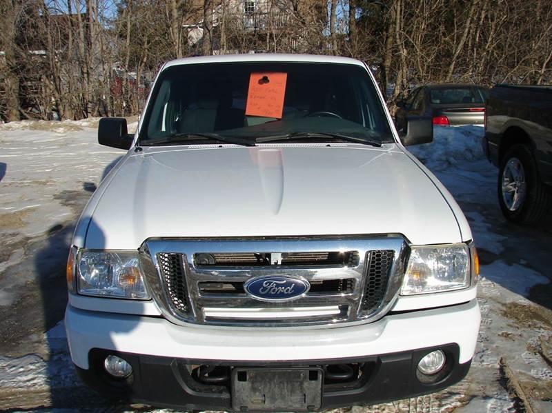 2011 Ford Ranger 4x4 XLT 4dr SuperCab - Kelliher MN