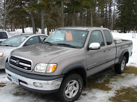 2002 Toyota Tundra for sale in Kelliher, MN