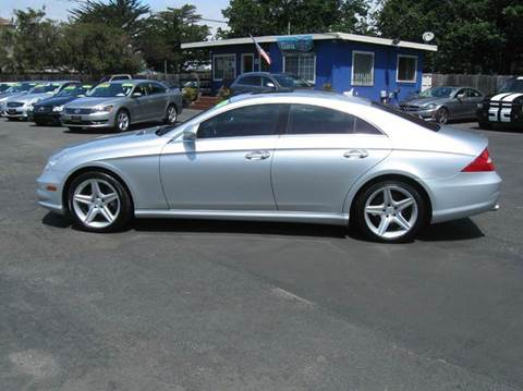 2008 Mercedes-Benz CLS for sale in Monterey, CA