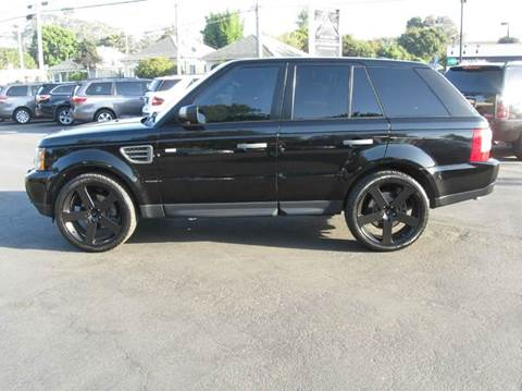 2009 Land Rover Range Rover Sport for sale in Monterey, CA
