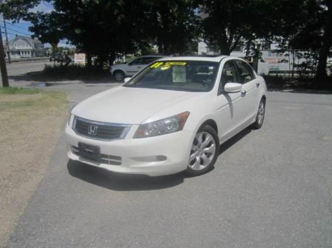 2008 Honda Accord for sale in Methuen, MA