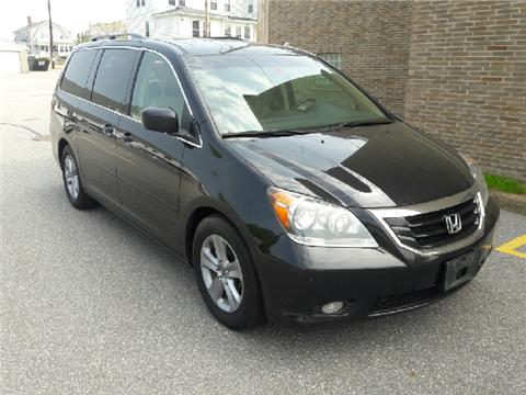 2008 Honda Odyssey for sale in Methuen, MA