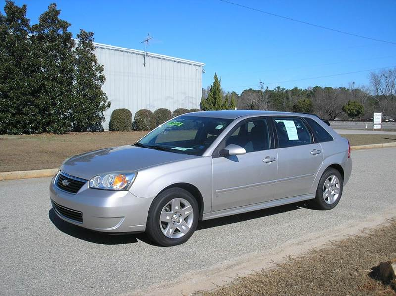 2007 chevrolet malibu maxx lt 4dr hatchback in forsyth ga. Black Bedroom Furniture Sets. Home Design Ideas