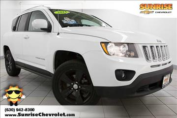 2014 Jeep Compass For Sale Wisconsin