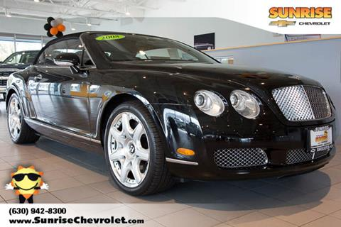 2008 Bentley Continental GTC for sale in Glendale Heights, IL