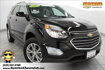 2017 Chevrolet Equinox for sale in Glendale Heights, IL
