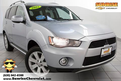 2012 Mitsubishi Outlander for sale in Glendale Heights, IL