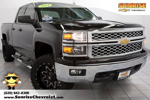 2014 Chevrolet Silverado 1500 for sale in Glendale Heights, IL